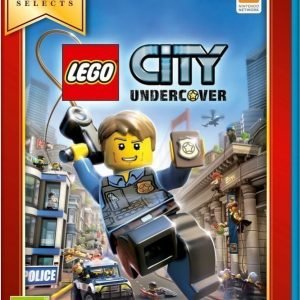 Nintendo Lego City Undercover Selects