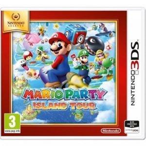Nintendo Mario Party Island Tour Select
