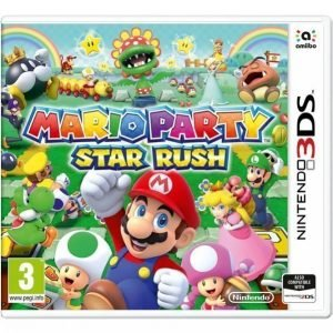 Nintendo Mario Party Star Rush
