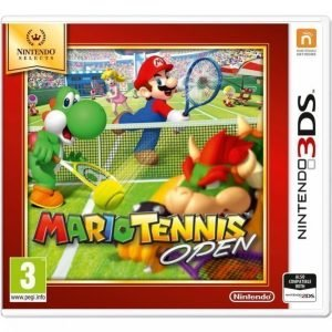 Nintendo Mario Tennis Open Select