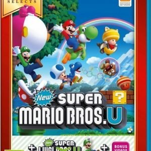 Nintendo New Super Mario Bros + Luigi U Selects
