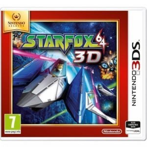 Nintendo Star Fox 64 Select