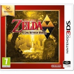Nintendo The Legend Of Zelda A Link Between Worlds