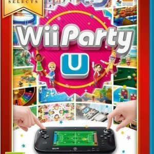 Nintendo Wii Party U Solus Selects
