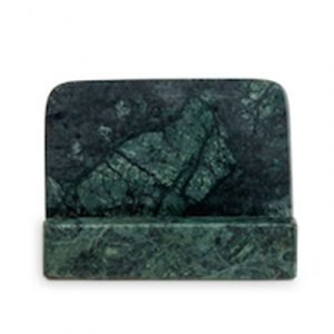 Nordstjerne Green Marble Ipad Holder Teline Vihreä