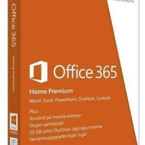 Office Microsoft Office 365 Home Premium 32-bit/x64 Swedish