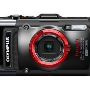 Olympus Tough TG-2 Black