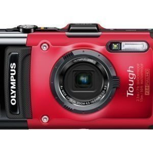 Olympus Tough TG-2 Red