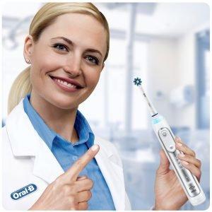 Oral-B Genius8000n Sähköhammasharja