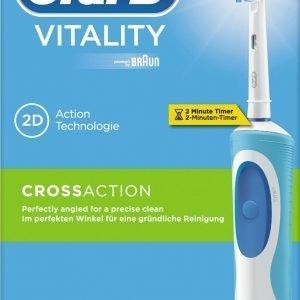 Oral-B Vitality Cross Action Sähköhammasharja