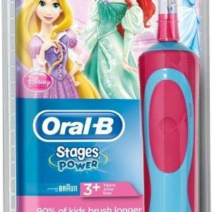 Oral-B Vitality Kids Princess Sähköhammasharja