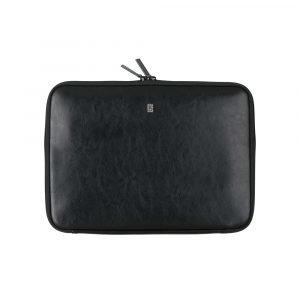 Ordning & Reda O & R Norton Laptop Tietokonelaukku 33x22 Cm Nahka Musta