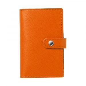 Ordning & Reda Rikke Lompakko Iphone 6 Nahka Oranssi