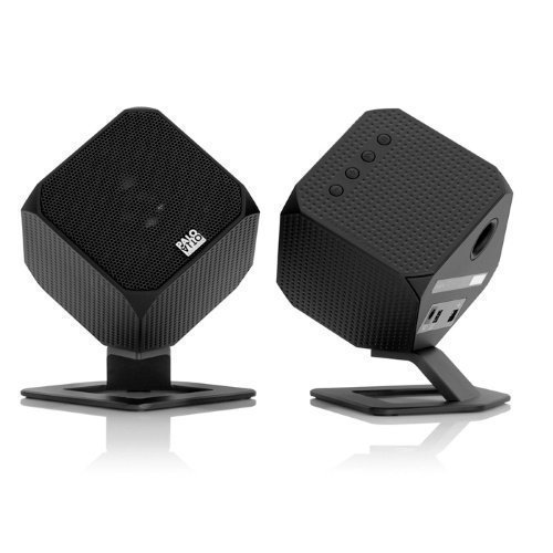 PALO ALTO AUDIO CUBIK USB 2.0 ACTIVE SPEAKER
