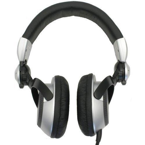 Panasonic RP-DJ1210E-S Fullsize Black/Silver