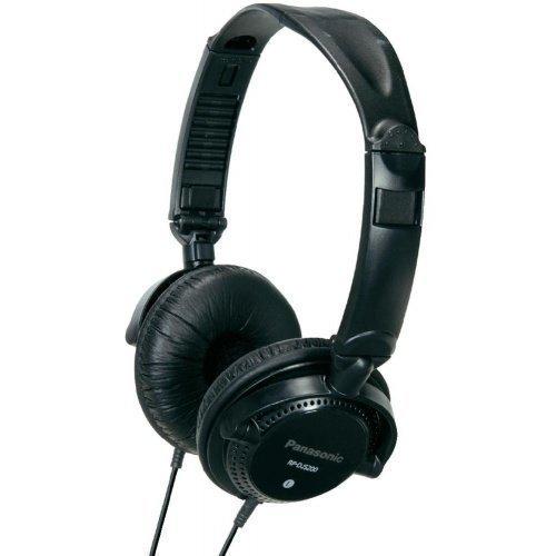 Panasonic RP-DJS200E-K Fullsize Black