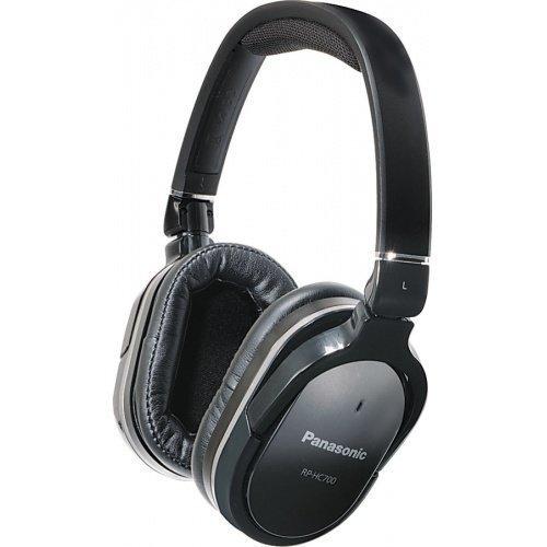 Panasonic RP-HC700E-S NC Black/Silver