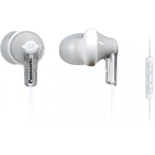 Panasonic RP-HJC120E In-Ear with Mic3 for iPhone White