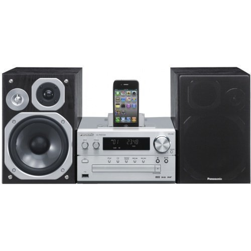 Panasonic SC-PMX5EG-S iPod Docking