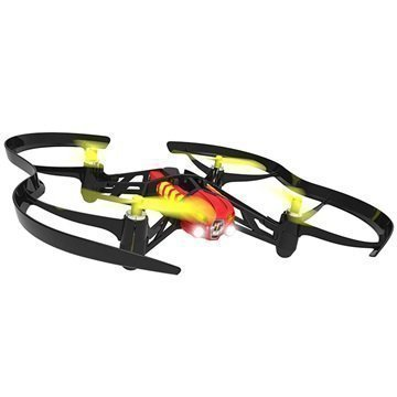 Parrot MiniDrones Airborne Night Drone Blaze Lennokki Punainen
