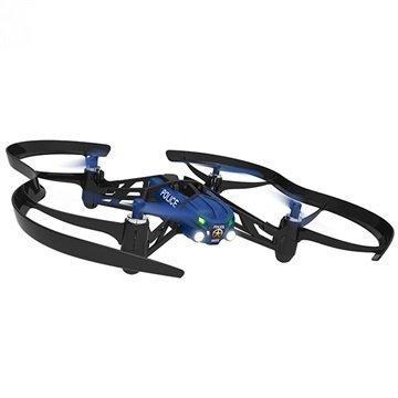 Parrot MiniDrones Airborne Night Drone MacLane Lennokki Sininen