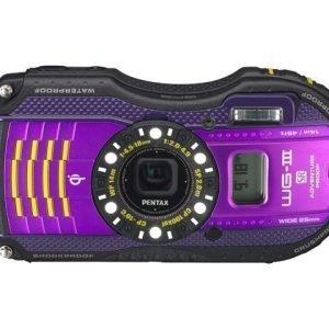 Pentax WG-3 GPS Purple