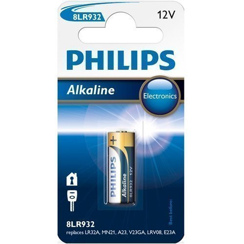 Philips 12V LR23A Alkaline 1-pack