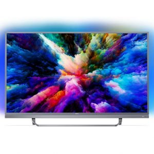 Philips 49pus7503/12 4k Uhd Android Tv 49'' Ambilight Televisio