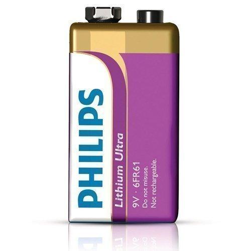 Philips 9V Lithium