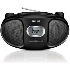Philips Boombox Black