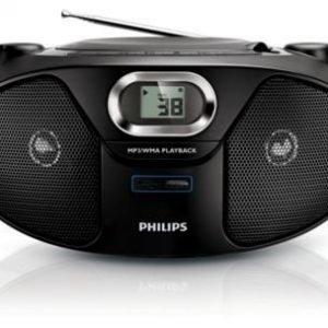 Philips Cd Soundmachine Soitin AZ385/12