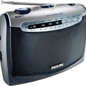 Philips Fashion Portabel radio analoginen AE2160
