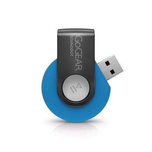 Philips Gogear MP3 spelare 2GB blå