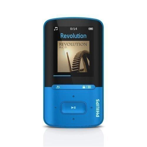 Philips Gogear MP3 spelare 4GB blå