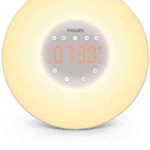 Philips Hf3505/01 Hf3505 Herätysvalo Radiolla
