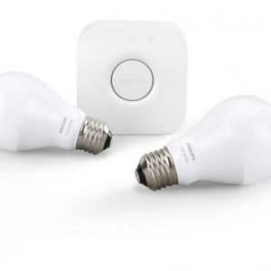 Philips Hue White 9.5W A60 E27 Set EU