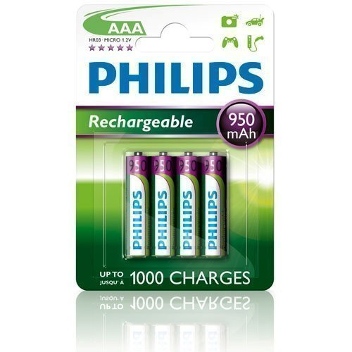 Philips NiMH AAA / 950 4-pack