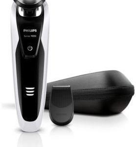 Philips Shaver Series 9000 Sähköparranajokone Märkä Ja Kuiva Ajoon S9021/12