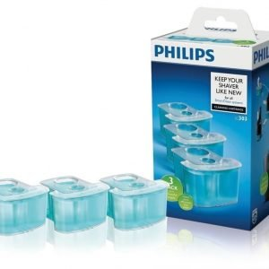 Philips SmartClean Cleaning Cartridge 4+1 pack