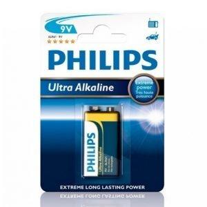 Philips Ultra Alkaline 9 V