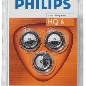 Philips partaterä HQ 6 3 kpl