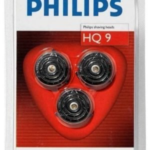 Philips-vaihtoterät HQ 9