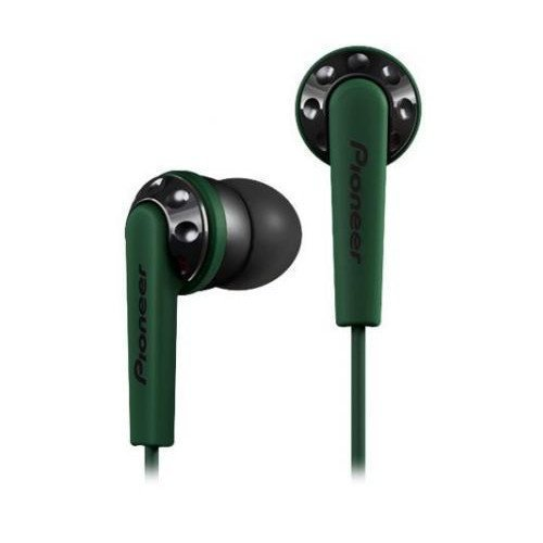 Pioneer SE-CL711-G Green In-ear