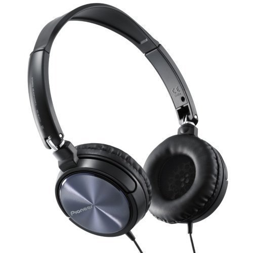 Pioneer SE-MJ521-K Black Ear-pad
