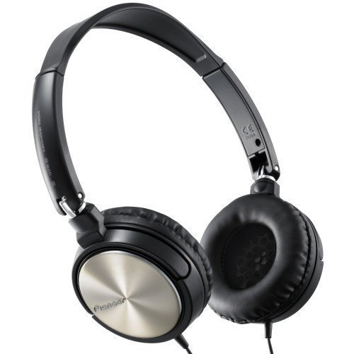 Pioneer SE-MJ531-N Black/Gold Ear-pad