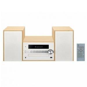 Pioneer X-Cm56-W Cd / Radio / Bluetooth-Järjestelmä