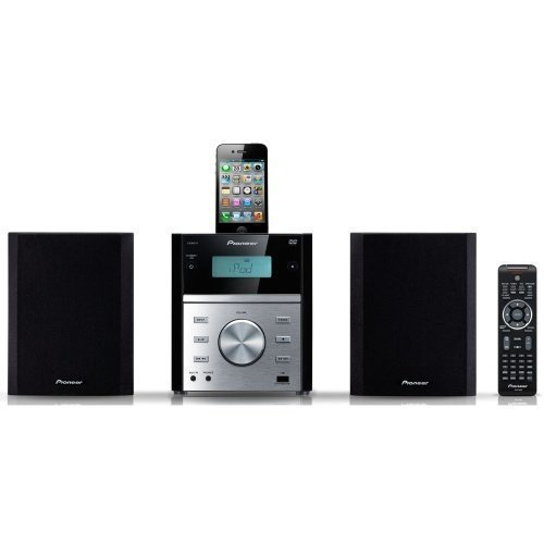 Pioneer X-EM21V iPod & iPhone Docking
