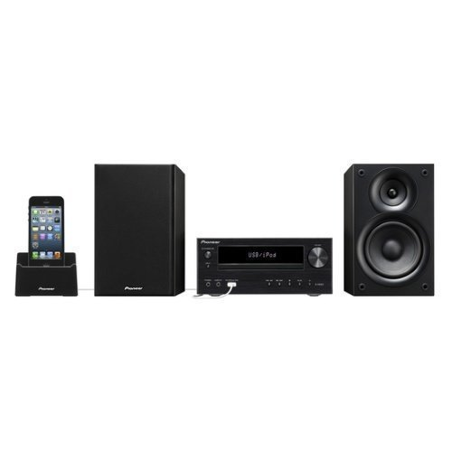 Pioneer X-HM21-K iPod & iPad Docking Black