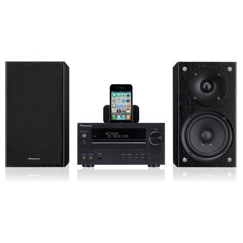 Pioneer X-HM70 Black iPod Docking