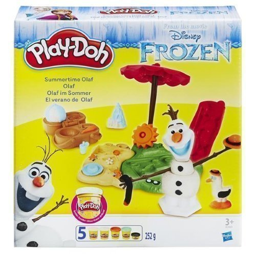Play-Doh Disney Frozen Olaf Playset